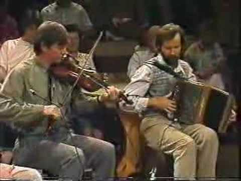 Kevin Burke and Jackie Daly ~ Fiddle & Accordian ~ Jigs