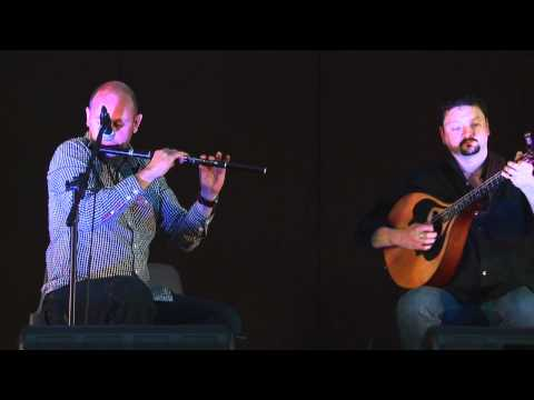 Traditional Irish Music from LiveTrad.com: Michael McGoldrick & Paddy Kerr Clip 5