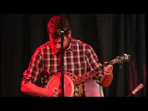 Conor Mc Cague (banjo), Ronan O'Flaherty (fiddle) and Dermot Mc Kenna (piano)