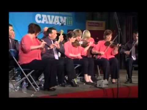 The Shannonvale Céilí Band All-Ireland Champions 2011