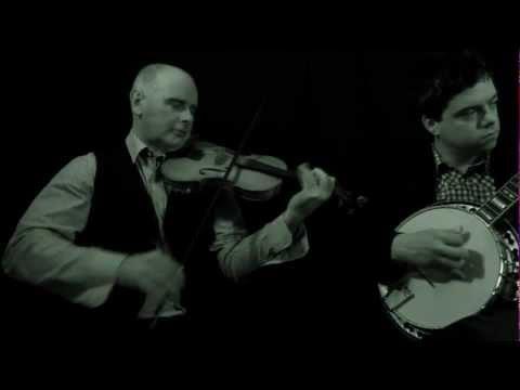 Brendan Hendry, Jonny Toman, fiddle & five string banjo