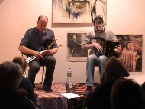 Loic & Ronan Blejean - reels: Dan Breen's/Donald Blue