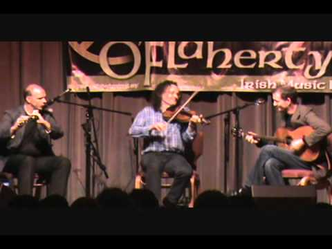 The Teetotallers - Kevin Crawford, Martin Hayes, and John Doyle at O'Flaherty's 2011 Part 2