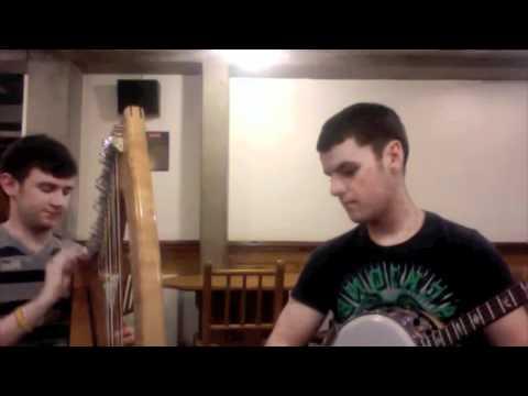 Richard Pyne Banjo & Kavan Donohoe Harp
