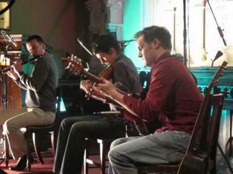 20/09/11 Dave Sheridan, Michael McCague & Donal McCague: Gusty's Frolics & Táim In Arrears