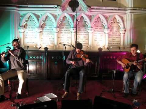 20/09/11 Dave Sheridan, Michael McCague & Donal McCague: The Independence Hornpipe