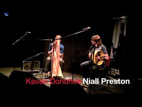 Kavan Donohoe & Niall Preston IMRO Showcase Templebar 2012