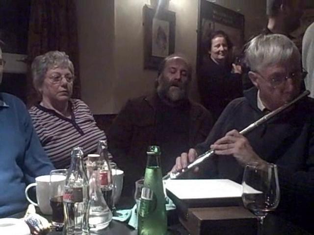 ' Nigel Curran Sing's in Billy Andy's  Pub '