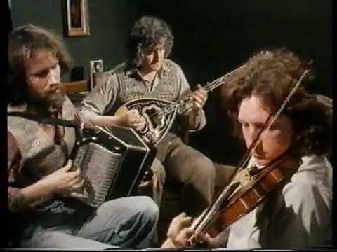 Jackie Daly, Alec Finn and Frankie Gavin