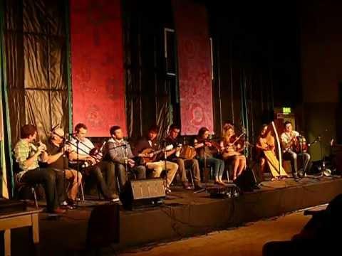 Joe Mooney summer school, 2012, Grand Traditional Concert, by Dalia Avrahami