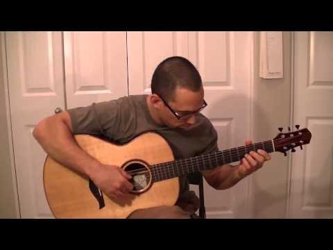 Anton Emery Celtic Guitar - Noone Lasses