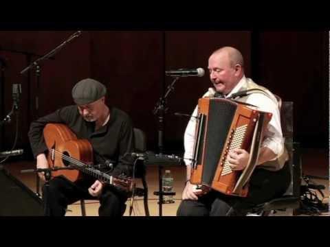 Jimmy Keane & Dennis Cahill perform: Gweneen / Ballina Barndance / Westport by Jimmy Keane