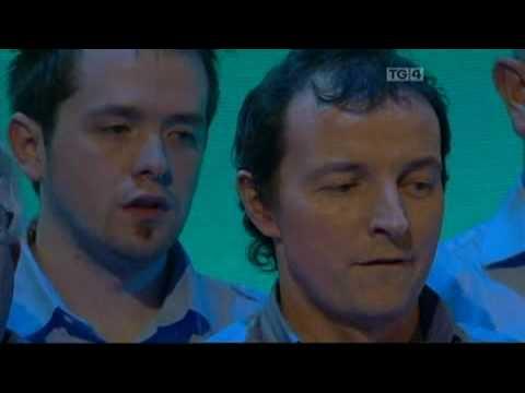 Peadar Ó Riada & Cór Chúil Aodha - Aoibhinn Crónán - Gradam Ceoil TG4 2008