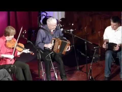 The Tune Makers - Martin O Connor, Liz Carroll, Dave Flynn, Peadar Ó Riada Cork Folk Fest, 06.10.12