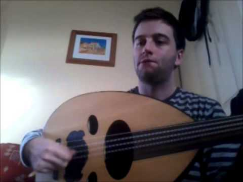 Irish Traditional Music on the Oud