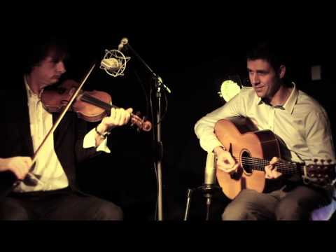 The Jeremiahs Traditional folk band performing Shetland Set