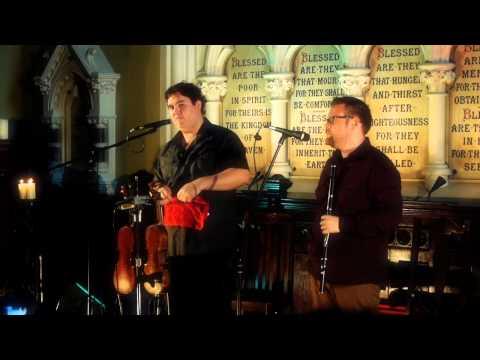 """A Musical Conversation """"Aidan O Donnell & Kieran Munnelly"""""""