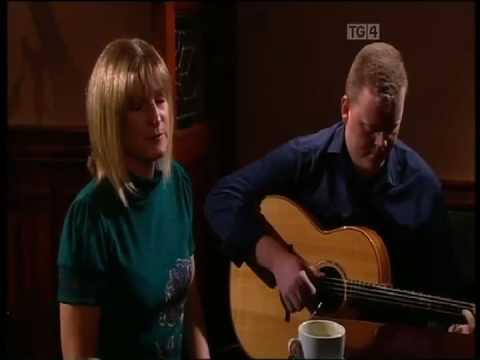 Eleanor Shanley and John McCartin, Is Mise Raifteirí, Leitrim. Geantrai Irish Guitar DADGAD