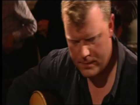 John McCartin Oliver Loughlin and Damien O'Brien, Leitrim, Geantrai Irish Guitar DADGAD