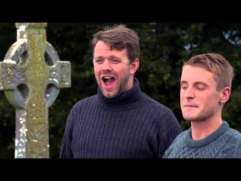 "The Young Irish Tenors - ""Carrickfergus""/""Bound for Amerikay"" Medley"