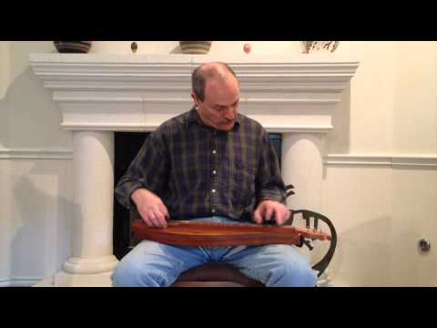 Mark Gilston - Father Kelly and Flower of the Flock on mountain dulcimer