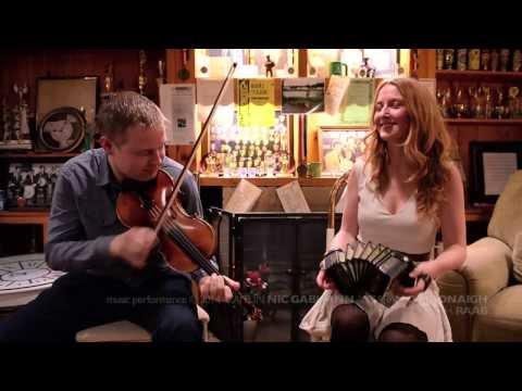 """Caitlín Nic Gabhann & Ciarán Ó Maonaigh - """"American Polka"""""""