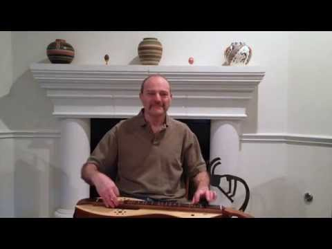 Mark Gilston - Peeler's Jacket and Tear the Calico on mountain dulcimer