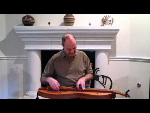 Mark Gilston - Banish Misfortune on mountain dulcimer
