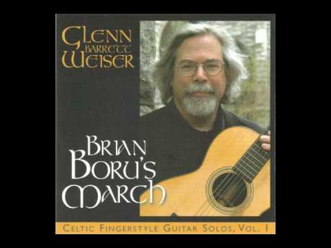 Celtic Guitar - Dainty Davey by Bryne and Barrett  ( Glenn Weiser and Greg Schaaf  )
