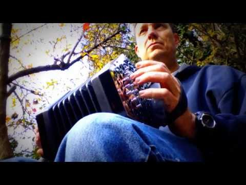 Greensleeves on the Anglo concertina