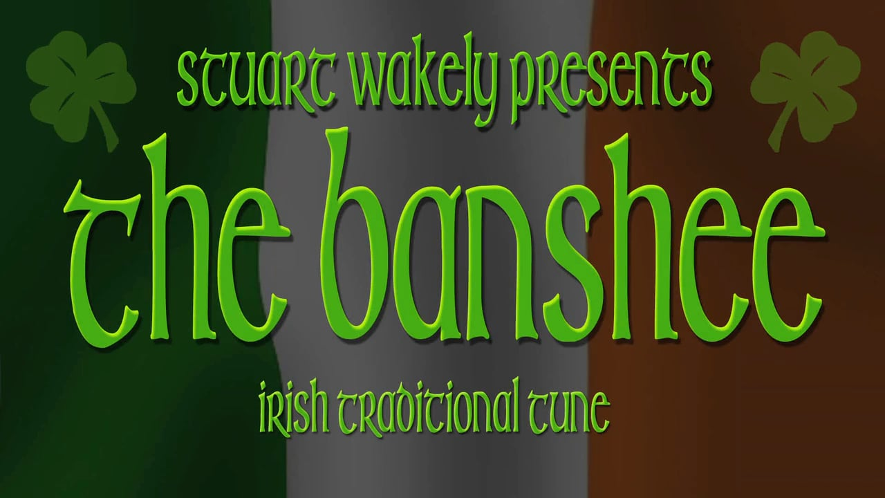 Learn 'THE BANSHEE' on guitar in standard tuning (Not DADGAD)