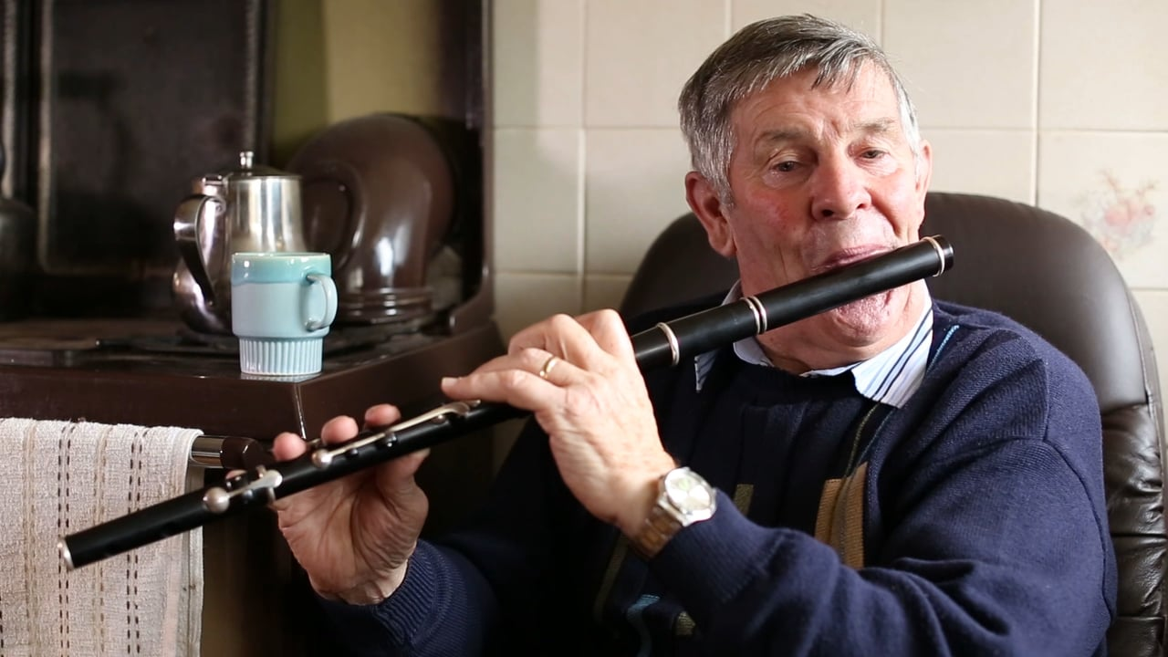 Harry McGowan, flute player