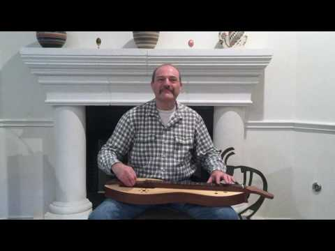 Mark Gilston - Byrne's Hornpipe on mountain dulcimer
