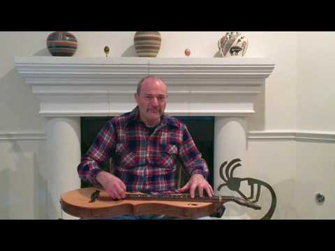 Mark Gilston - Moorlough Shore on mountain dulcimer
