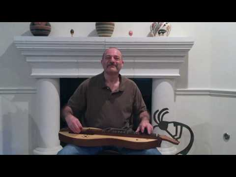 Mark Gilston - Killarney Boys of Pleasure on mountain dulcimer