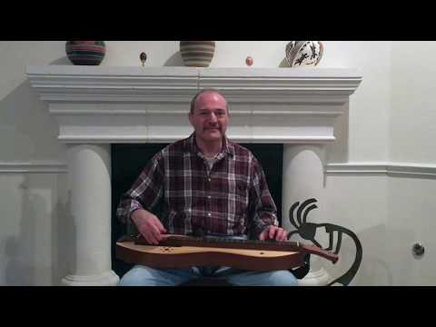 Mark Gilston - Tar Road to Sligo on mountain dulcimer