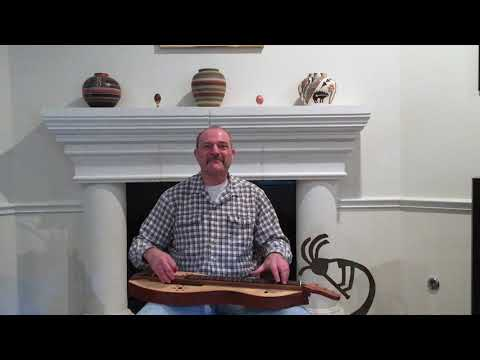 Mark Gilston - Brian Boru's March on mountain dulcimer