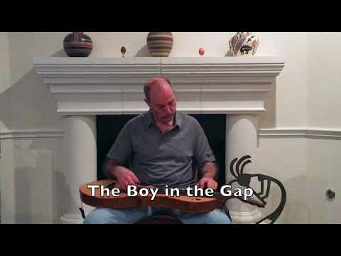 Mark Gilston - A Trip to Durrow and The Boy in the Gap on mountain dulcimer