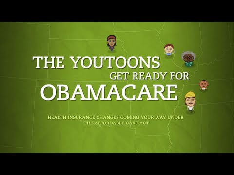 The YouToons Get Ready for Obamacare