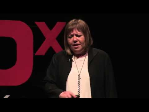 GROWING UP IN A PORNIFIED CULTURE BY Gail Dines   TEDxNavesink