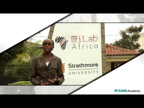 D-Link Academy in Africa