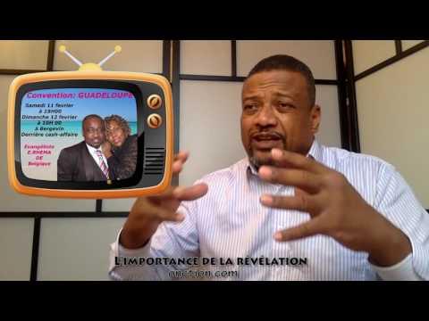 l'importance de la révélation -- bishop elie