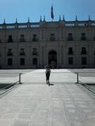 En La Moneda