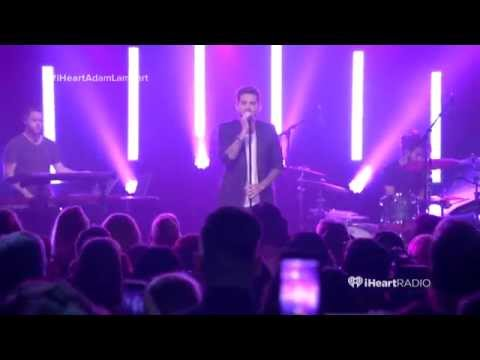 2015-06-16 Adam Lambert - iHeartRadio LIVE show - 720 HD