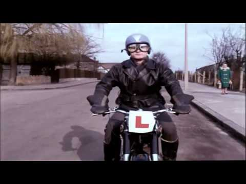 1965 Motorycle Road Safety PIF - Look, Signal, Manoeuvre