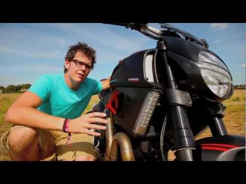 Ducati Diavel longterm test report