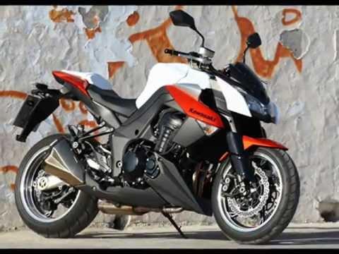 2012 Kawasaki Z1000 RR.wmv