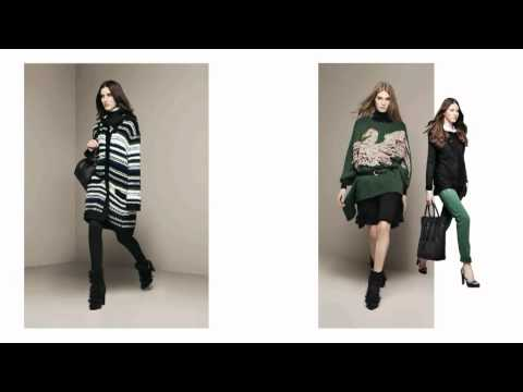 STEFANEL F/W 2012 Lookbook