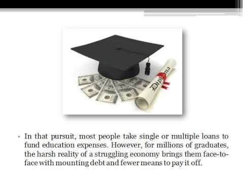 Student Loan Forgiveness - A Little Insight