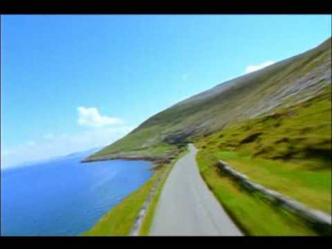 Ireland - Flying through the country